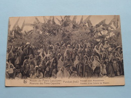 Missiën Der Paters CAPUCIJNEN / Capucins : PUNDJAB (Ind.) Colonie Mission () Anno 19?? ( See Photo ) ! - Missions