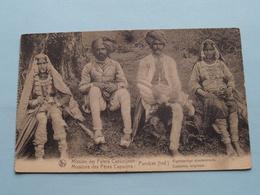Missiën Der Paters CAPUCIJNEN / Capucins : PUNDJAB (Ind.) Costumes / Klederdracht () Anno 19?? ( See Photo ) ! - Missions