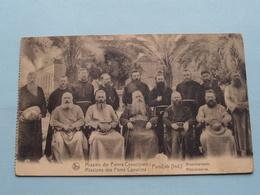 Missiën Der Paters CAPUCIJNEN / Capucins : PUNDJAB (Ind.) Missionnaires / Missionarissen () Anno 19?? ( See Photo ) ! - Missions