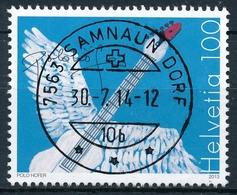 1489 / 2316 Sondermarke Polo Hofer Mit Vollstempel SAMNAUN DORF - Schweiz
