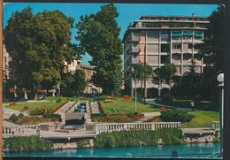 °°° 11230 - TREVISO - GIARDINI DI VIA TONIOLO - 1965 °°° - Treviso