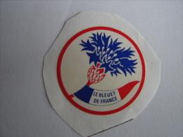 Autocollant, Sticker - Le Bleuet De France -             (795.p15) - Autocollants