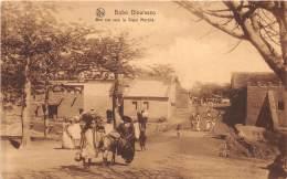 BURKINA FASO - Topo / Bobo - Une Rue Vers Le Vieux Marché - Burkina Faso