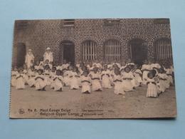 Congregation Des Filles De La Croix De Liège / BELGISCH OPPER CONGO ( N° 8 ) Anno 19?? ( Zie Foto ) - Missionen