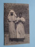 Congregation Des Filles De La Croix De Liège / BELGISCH OPPER CONGO ( N° 4 ) Catechisten / Anno 19?? ( Zie Foto ) - Missions