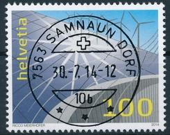 1507 / 2342 Mit Vollstempel SAMNAUN DORF - Schweiz