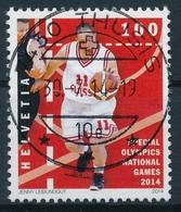 1511 / 2344 Special Olympics Mit Vollstempel THUSIS - Schweiz
