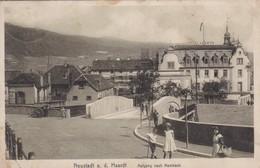 Neustadt Haardt Aufgang Nach Ambach 1911 - Neustadt (Holstein)