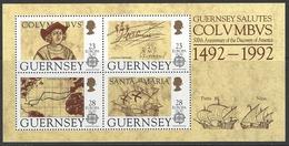 Europa 1992 - Guernsey ** (MNH) - Europa-CEPT