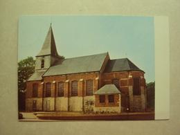 29584 - GROOT BIJGAARDEN - DE KERK - ZIE 2 FOTO'S - Dilbeek