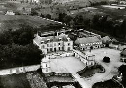 42 - RENAISON - CPSM - En Avion Au-dessus De ...Château De Taron - Altri Comuni