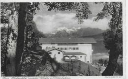 "AK 0017  Haus "" Wachenfeld "" Unseres Führers Am Obersalzberg - Verlag Huber Um 1938 - Berchtesgaden"