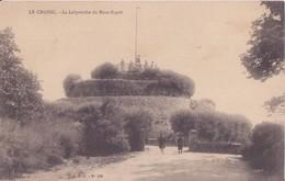 CPA - LE CROISIC Le Labyrinthe Du Mont Esprit - Le Croisic