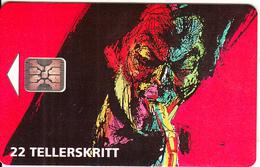 NORWAY - Molde Jazz 1992(009), Chip SC4, Tirage 3800, 01/93, Used - Norway