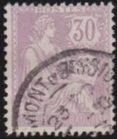 France    .    Yvert   .     128         .     O     .         Oblitéré - France