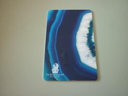 U.S.A. Half Moon Bay The Ritz-Carlton Hotel Room Key Card - Chiavi Elettroniche Di Alberghi