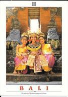 Bali - The Island Of Glorious Dance And Drama - Ansichtskarten