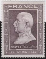 France    .    Yvert   .       606      .    **     .   Neuf  SANS  Charniere  .    /   .    MNH - Frankrijk
