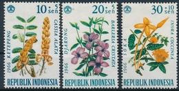 Indonesien Blumen Einwandfrei Postfrisch/** - Non Classés
