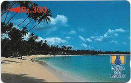 Sri Lanka - Beach - 5SRLB - (Letter B), Used - Sri Lanka (Ceilán)