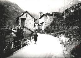 11825488 San Bartolomeo Valmara Dorfpartie Cannobio Lago Maggiore - Non Classificati