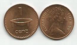 Fiji  1 Cent 1969. High Grade - Fiji
