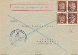 Deutsches Reich Brief Ostland 1942 - Allemagne