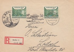 Deutsches Reich R Brief 1940 - Germany