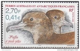 TAAF 2000 Yvert 279 Neuf ** Cote (2015) 1.30 Euro Puffin à Pieds Pâles - Terres Australes Et Antarctiques Françaises (TAAF)