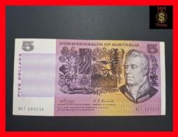 AUSTRALIA 5 $ 1967 P. 39 A Commonwealth VF - Emissions Gouvernementales Décimales 1966-...
