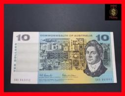 AUSTRALIA 10 $ 1966 P. 40 A Commonwealth VF \ XF - Decimal Government Issues 1966-...