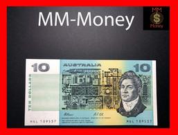 AUSTRALIA 10 $ 1991 P. 45 G  UNC - Emissions Gouvernementales Décimales 1966-...