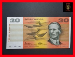 AUSTRALIA 20 $ 1985 P. 46 E UNC - 1974-94 Australia Reserve Bank (paper Notes)