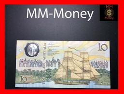 AUSTRALIA 10 $ 1988 P. 49 B  VF - Emissions Gouvernementales Décimales 1966-...
