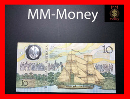 AUSTRALIA 10 $ 1988 P. 49 B  VF - Decimal Government Issues 1966-...