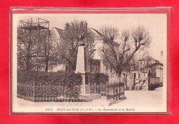 95-CPA MERY SUR OISE - Mery Sur Oise
