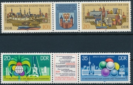DDR 2343-2346  - Postfrisch/** - [6] République Démocratique