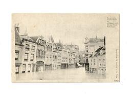 Zeeuwsche Watervloed Op 12 Maart 1906 - Kleine Markt Vlissingen. - Vlissingen
