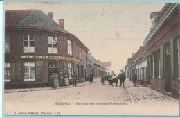Messines : Rue Mauvaise (Route De Wulverghem) - Messines - Mesen