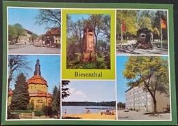 Ak DDR - Biesenthal - Stadtansichten - Biesenthal