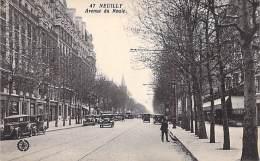 92 - NEUILLY Sur SEINE : Avenue Du Roule ( Automobiles ) - CPA - Hauts De Seine - Neuilly Sur Seine