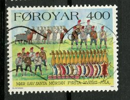 Faroe Islands 1994 400o 12 Days Of Christmas  Issue #274 - Faroe Islands