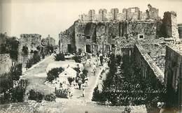 D-18-1799 : CAYES. HAÏTI.  INTERIEUR DE LA CITADELLE - Haïti