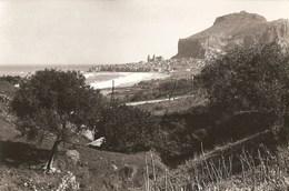 Cefalu - REAL PHOTO (12,0 X 18,0 Cm) - Panorama - Palermo - Italia - Italia