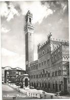 X3894 Siena - Palazzo Pubblico E Torre Del Mangia / Viaggiata 1961 - Siena