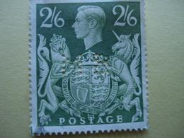 Timbre Royaume Uni - 1902-1951 (Rois)