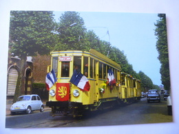 VALENCIENNES (59) : Dernier Jour De L'exploitation Le 2 Juillet 1966 - Voir Les 2 Scans - Tramways