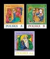 Poland 2017 Mih. 4957/59 Christmas MNH ** - 1944-.... Republic