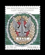 Poland 2017 Mih. 4971 Supreme Court MNH ** - Unused Stamps