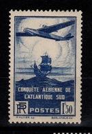 YV 320 N** Atlantique Sud Cote 40 Euros - Frankreich